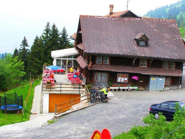 Innerschweiz-Weg: Einsiedeln - Brunnen