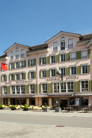 Sommernachtstraum – Hotel Weisses Rössli Brunnen