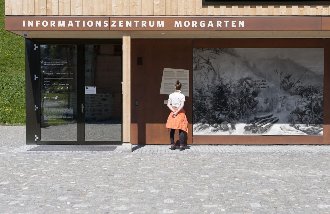 Morgarten Information Centre