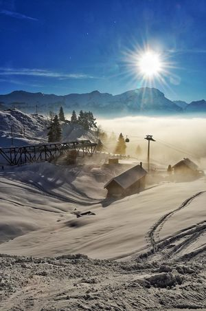 Skiticket – Mythenregion