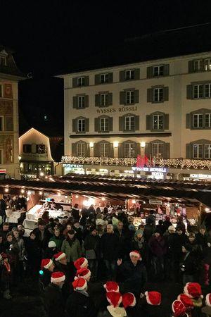Christchindlimärcht Schwyz – 11. & 12.12.2021