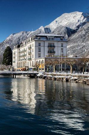Snow lover – Seehotel Waldstätterhof Brunnen