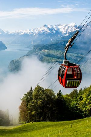 Brunnen–Urmiberg cable car