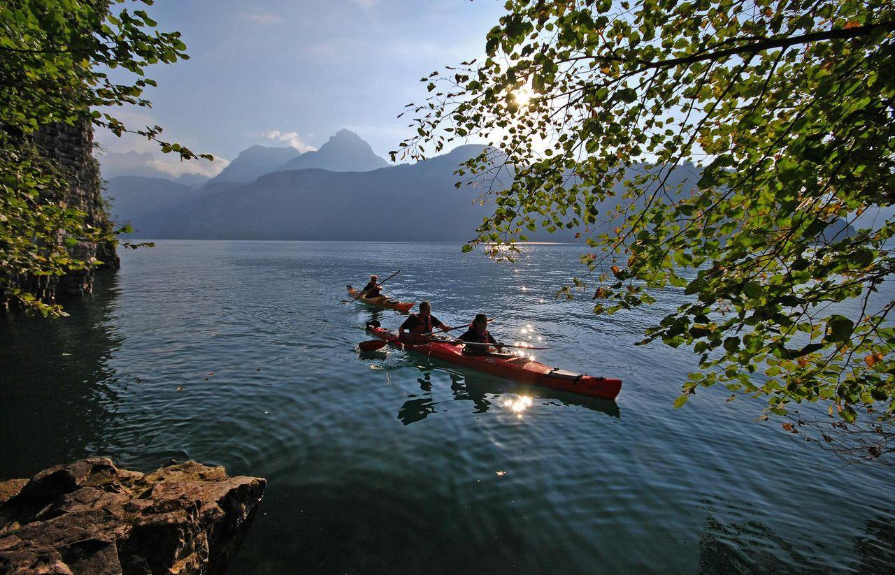 Brunnen Canoe Station