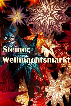Steiner Weihnachtsmarkt – verschoben auf 2021