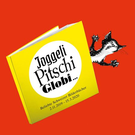 Joggeli, Pitschi, Globi… Popular Swiss Picture Books