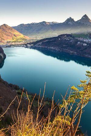 Wanderferien Weg der Schweiz