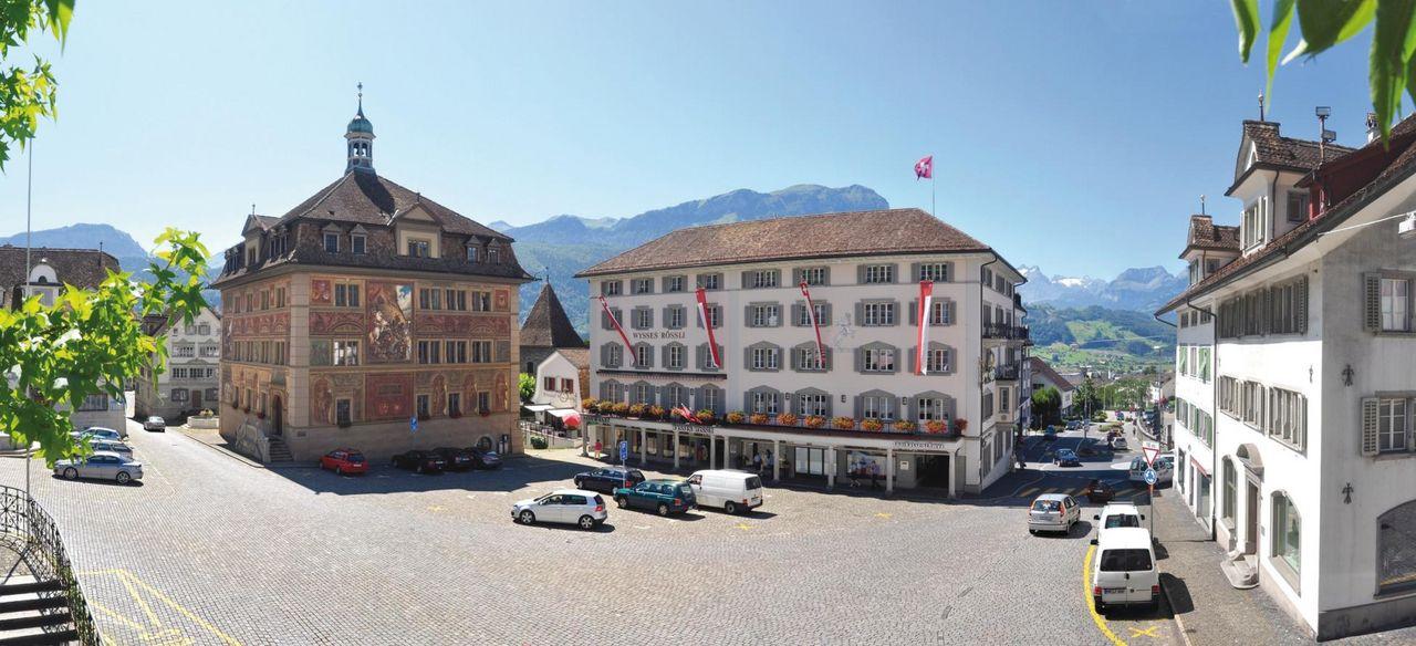 Restaurant Wysses Rössli Schwyz