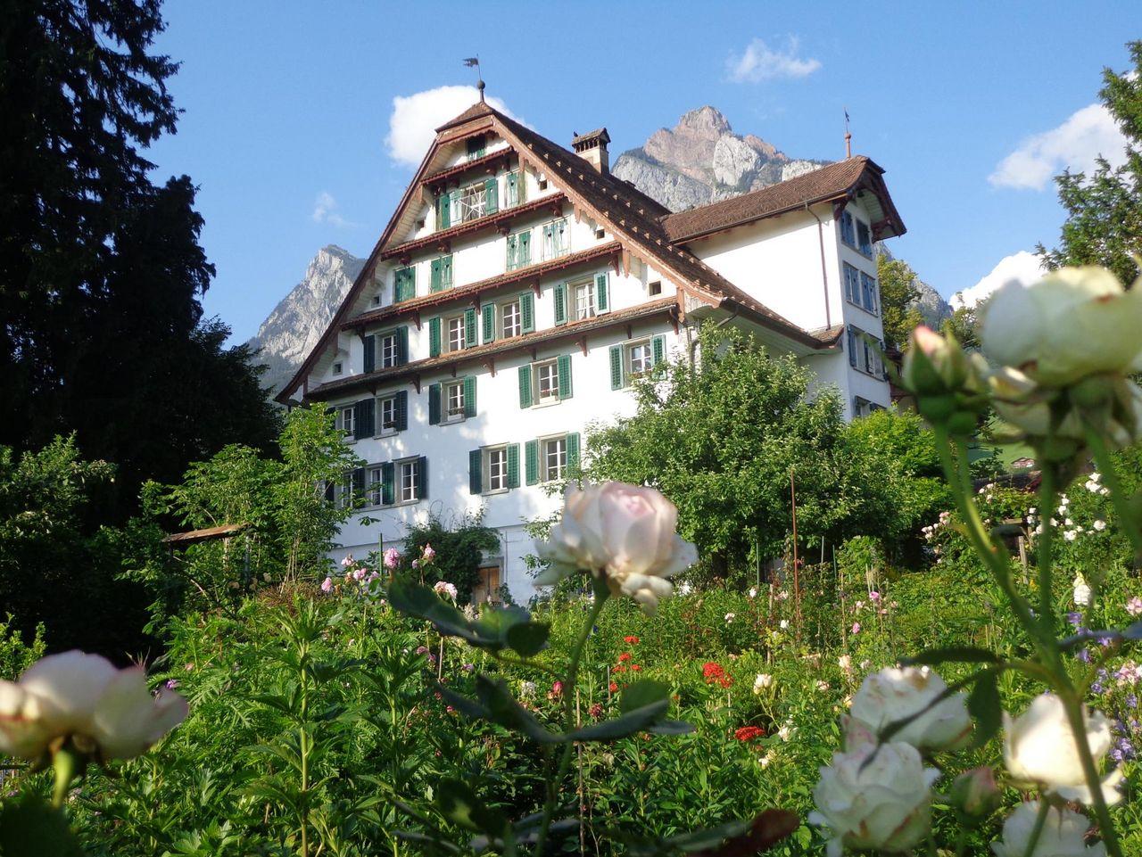 The manor houses of Schwyz