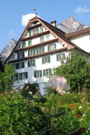 The manor houses of Schwyz