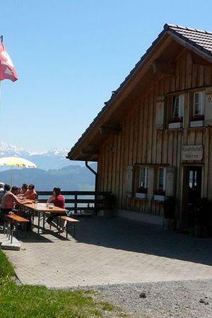 Alpine restaurant Gehren, Steinerberg