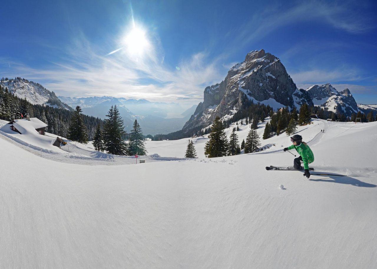 Mythen Region Ski Resort