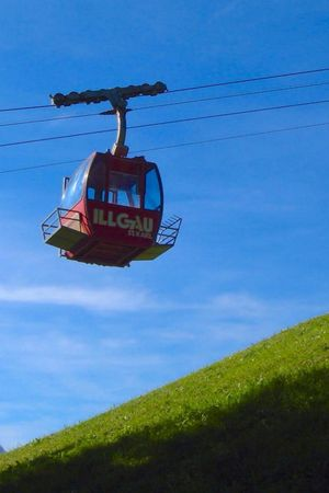 Illgau-Vorderoberberg cable car