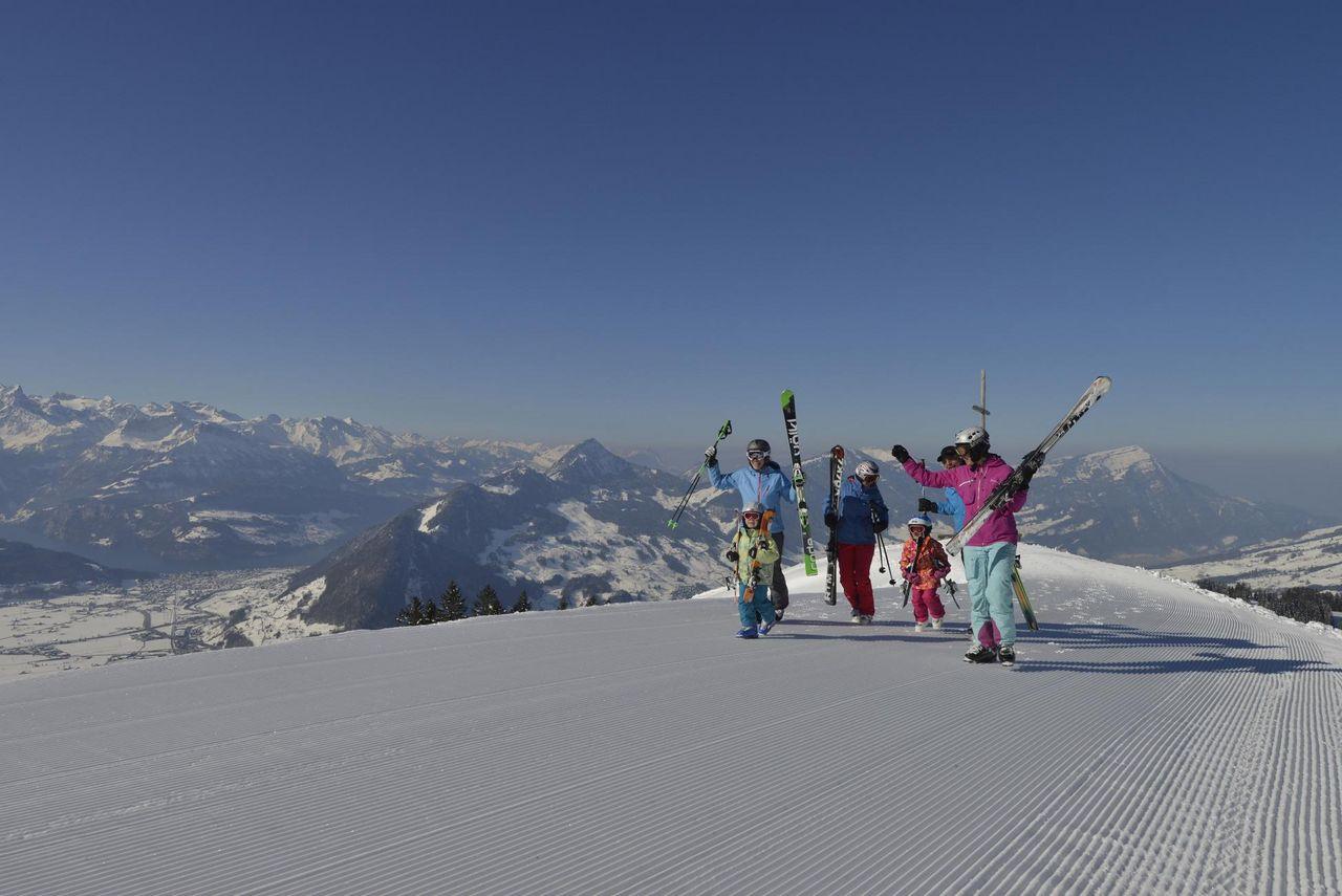 Sattel-Hochstuckli Winter Paradise