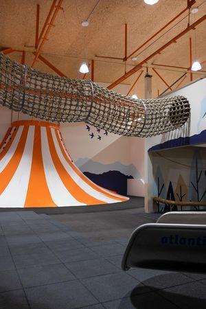 Spinnerei Indoor – Indoor playground