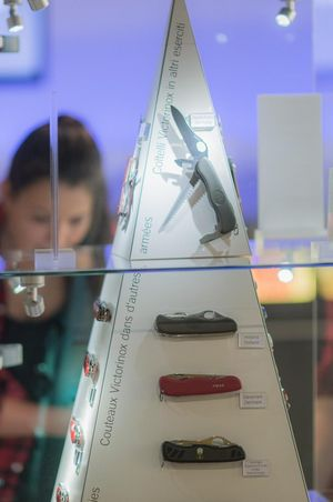 Swiss Knife Valley VISITOR CENTER & Victorinox Museum