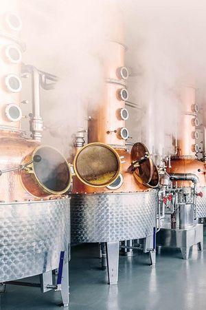 Z'GRAGGEN Distillerie