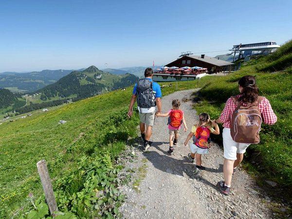 Höhenweg Hoch-Ybrig