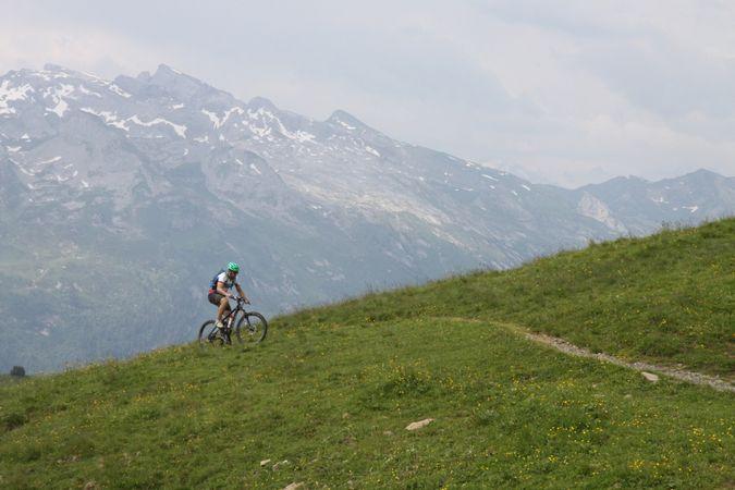 Hoch-Ybrig Bike - SchweizMobil Route 967