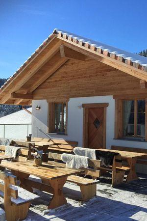 Berggasthäuser im Sattel-Hochstuckli