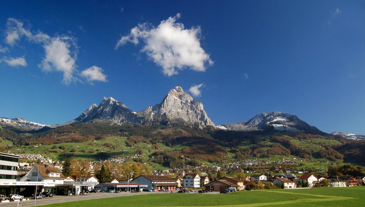 Schwyz Erlebnisregion Mythen