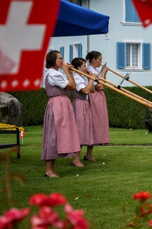 08.2021 | National Day Celebration in Brunnen