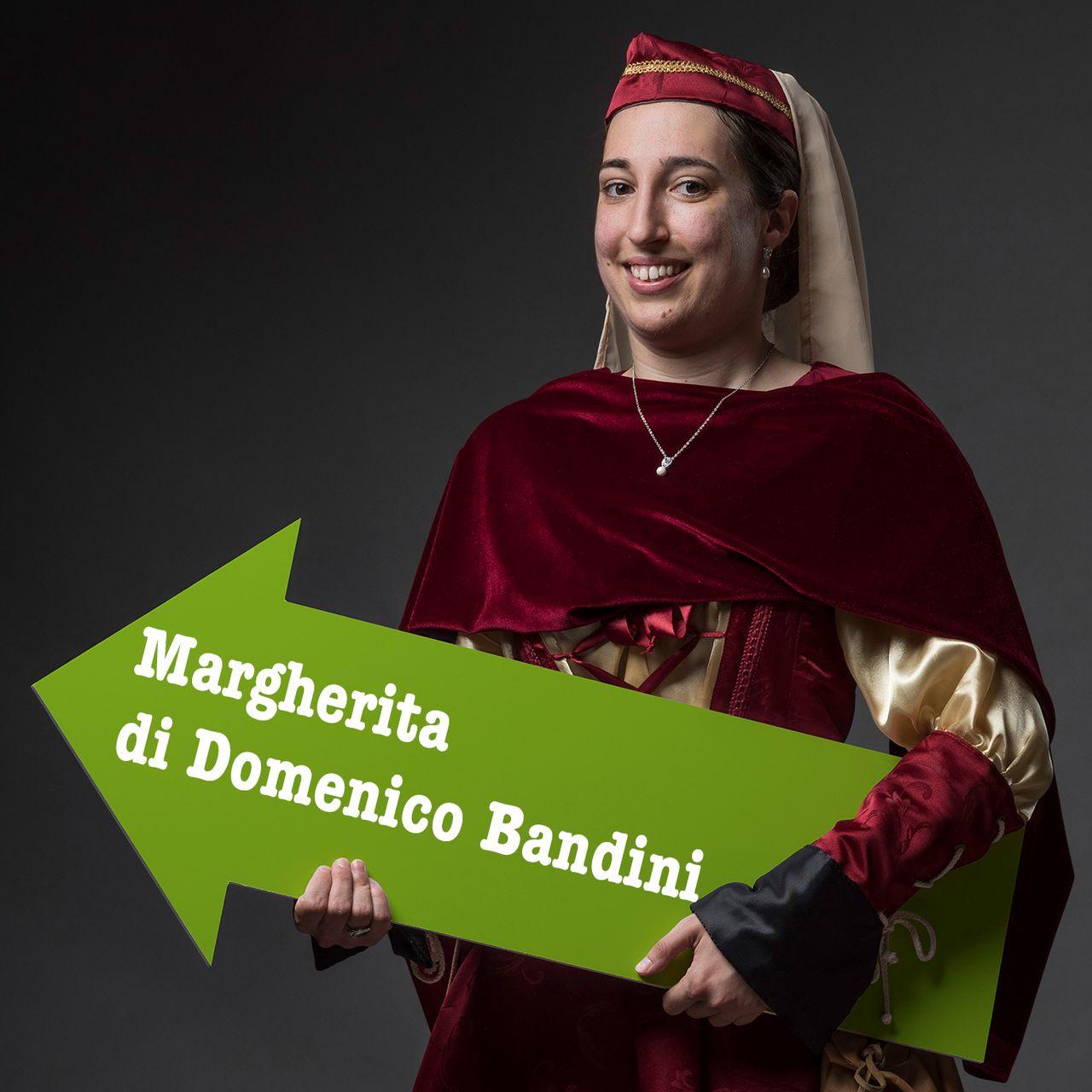 Zeitreise ins Mittelalter mit: Margherita di Domencio Bandini