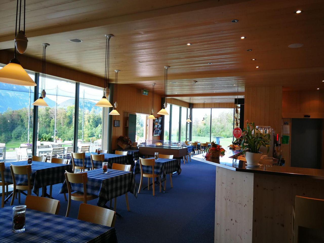 Restaurant Golf Club Axenstein