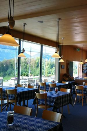 Restaurant Golf Club Axenstein