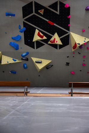 Spinnerei Indoor – Boulder Hall