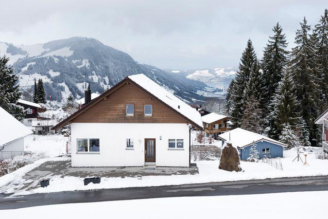 Ferienhaus Ägeriseeblick - Sattel-Hochstuckli