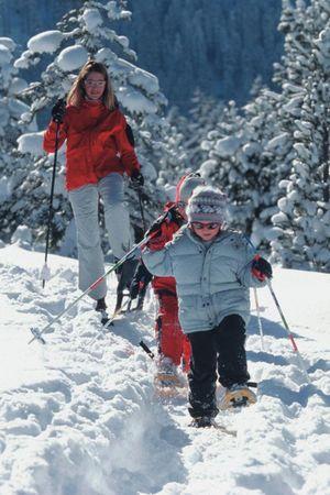 Schneeschuhtrail Trachslau-Rothenthurm