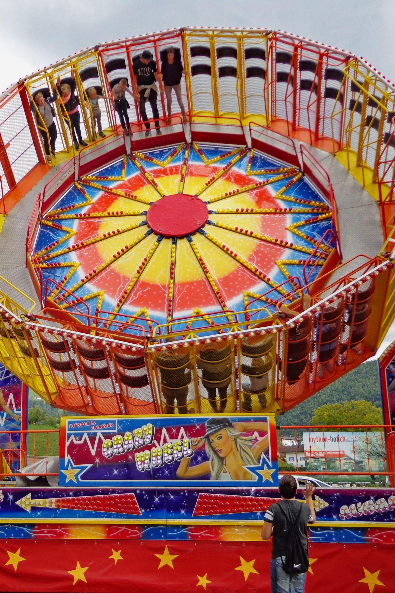 Schwyzer Chilbi fair