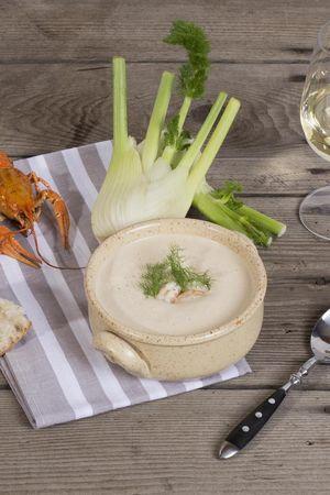 Arther Fenchel-Chräbsli-Suppe