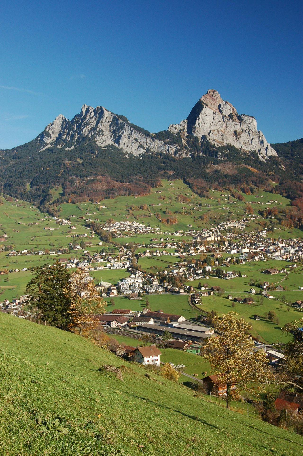 Schwyz – the cantonal capital