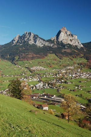 Schwyz – the cantonal capital