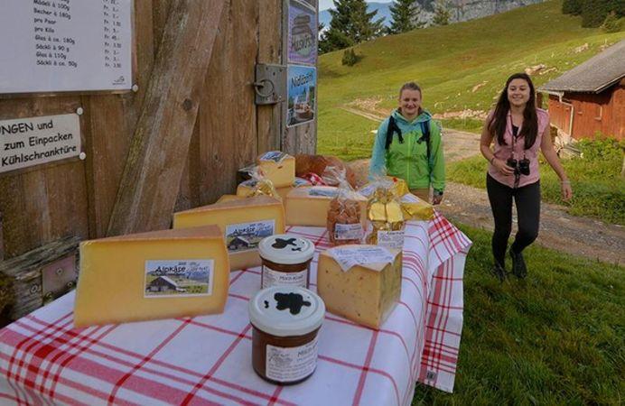Bergbeizli-Weg ohne Alpkäserei