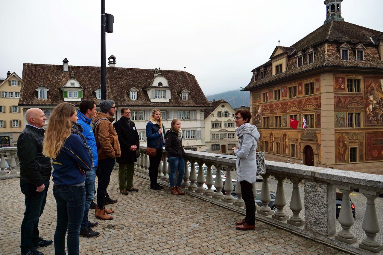 Öffentlicher Ortsrundgang Schwyz