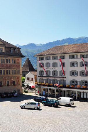 Midsummer Night's Dream – Hotel Wysses Rössli Schwyz