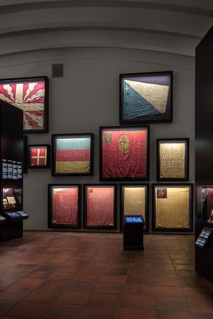 Guided tour – Museum of the Swiss Charters of Confederation