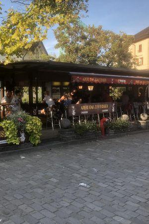 Open Air-Bar Brunnen