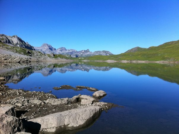 WanderWunder Schwyz: Rund um den Glattalpsee