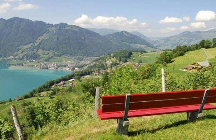 Hike to the Schilteli Mountain