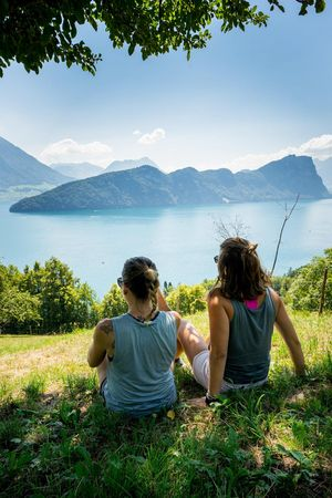 Wanderferien Waldstätterweg & Weg der Schweiz