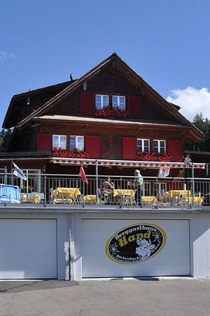 Berggasthaus Hand, Rickenbach SZ