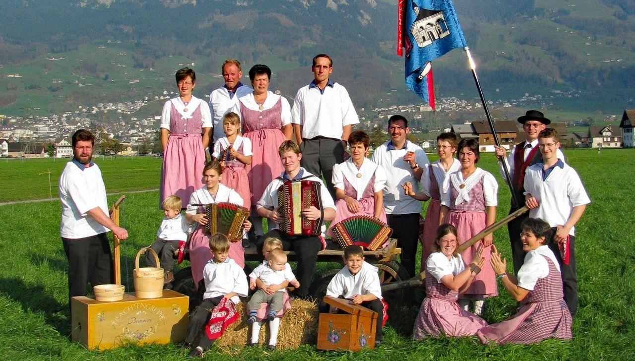 Folklore Show Trachtenverein