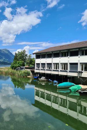 Ferien am See – Seehotel Helvetia