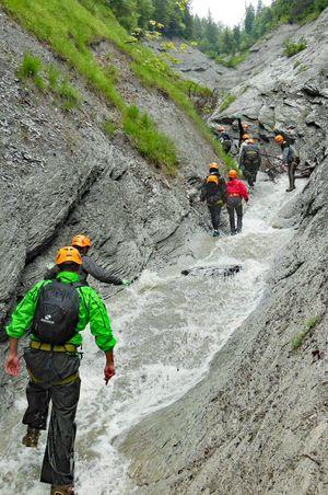 Adventure Region Mythen – group experiences