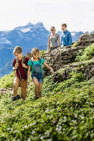Adventure Region Mythen – family experiences