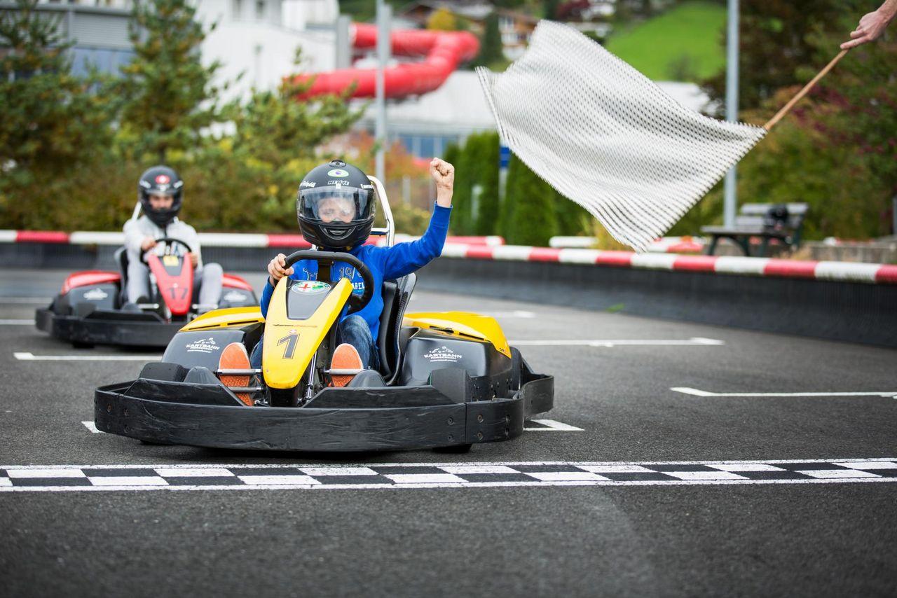 Outdoor Karting Track Morschach